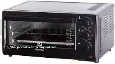 oven listrik electrolux terbaik