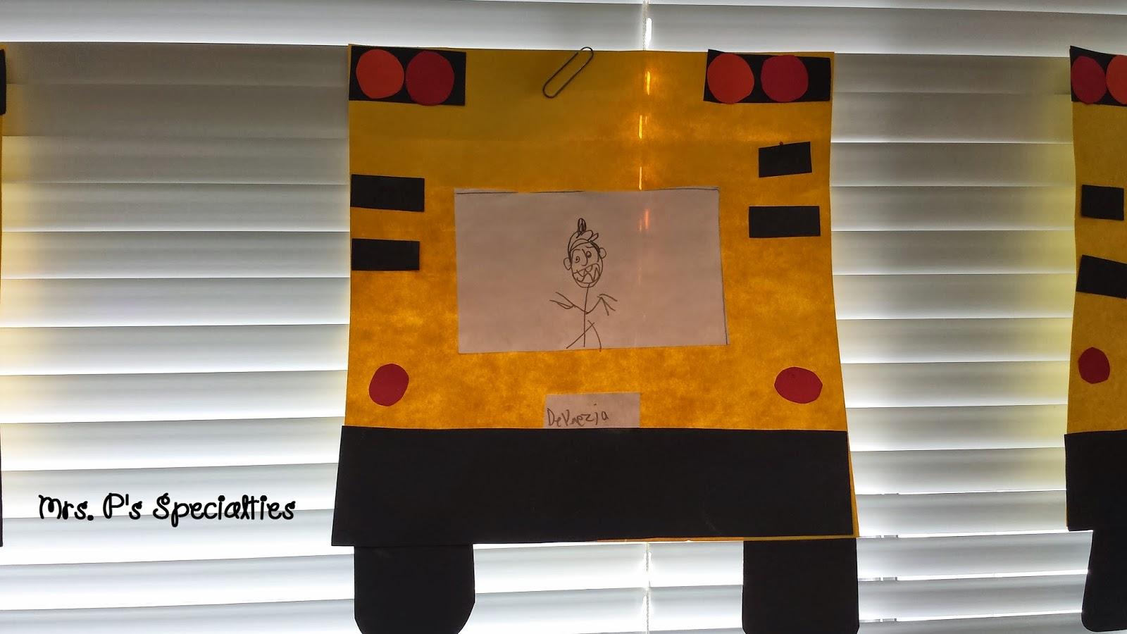 photo of bus craft