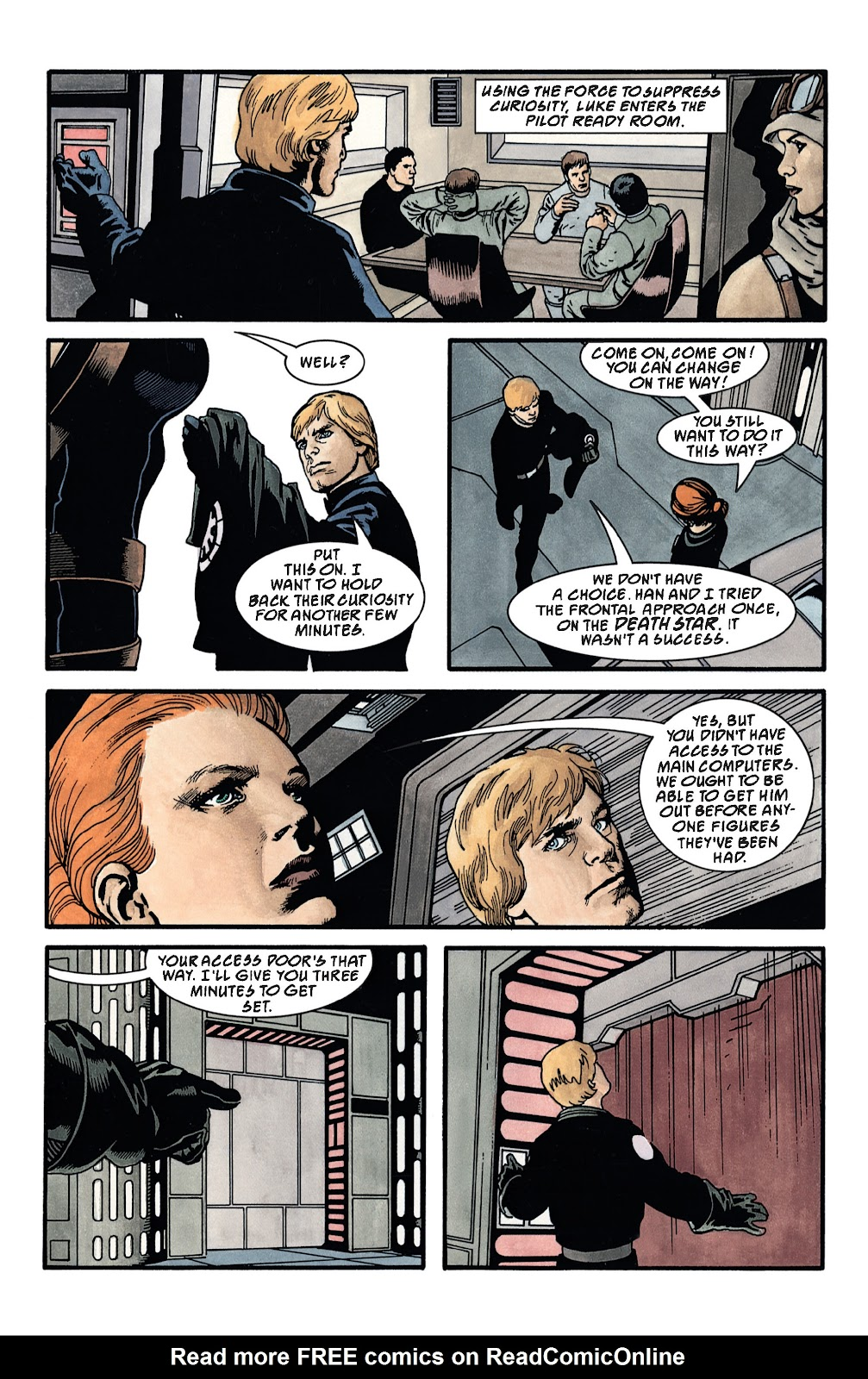 Read online Star Wars Legends: The New Republic - Epic Collection comic -  Issue # TPB 4 (Part 3) - 52