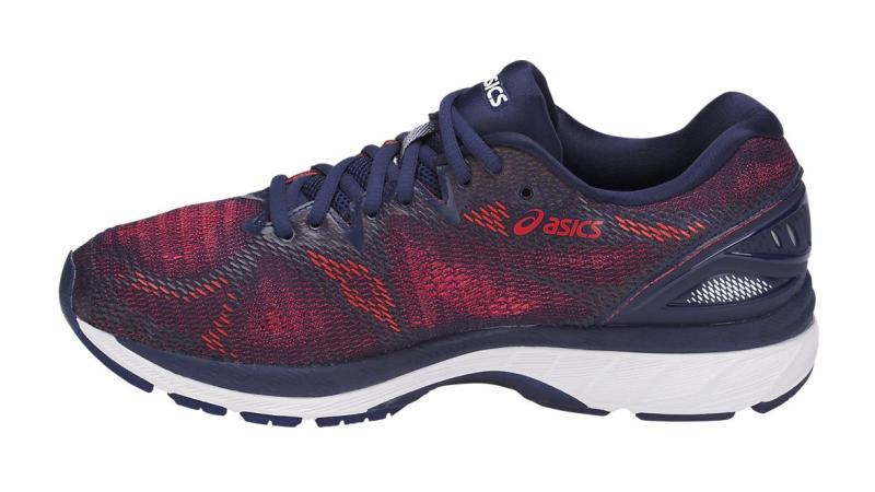 debd38eb58ac The upper is made of a new lightweight gradient mesh material which  provides the foot with an open coverage for a well-ventilated running  experience.