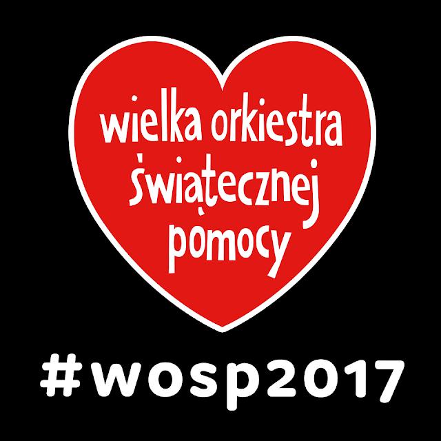 wspieramwosp2017, Wielka Orkiestra Światecznej Pomocy, wspieram wosp