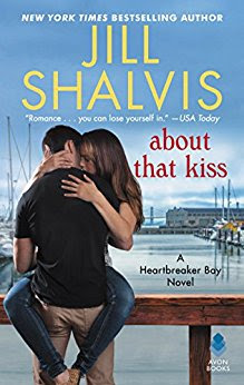 Book Review: About That Kiss, Jill Shalvis, 4 stars