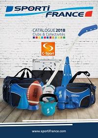 Catalogue Sportifrance 2018-2019 : Accessoires et matériel sportif