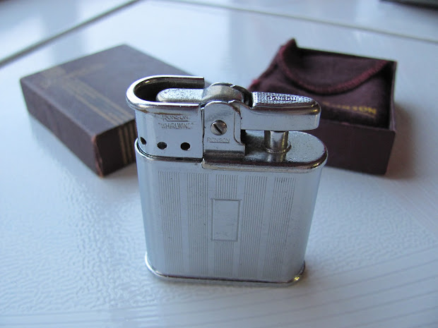 Clint Carson' Collectibles Ronson Whirlwind Lighter