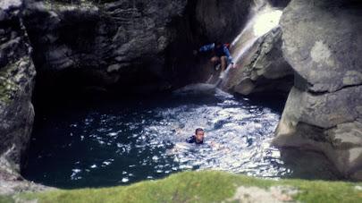 Barranco de Consusa Inferior