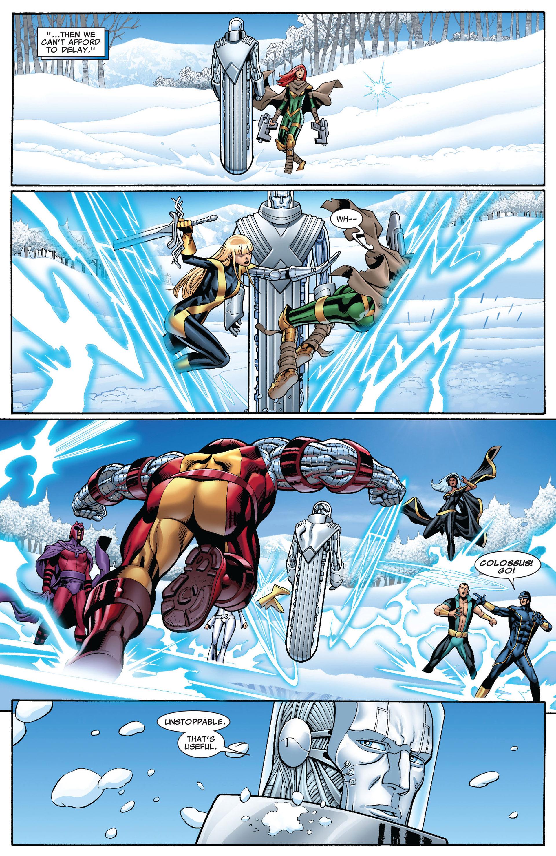 Read online Uncanny X-Men (2012) comic -  Issue #10 - 5