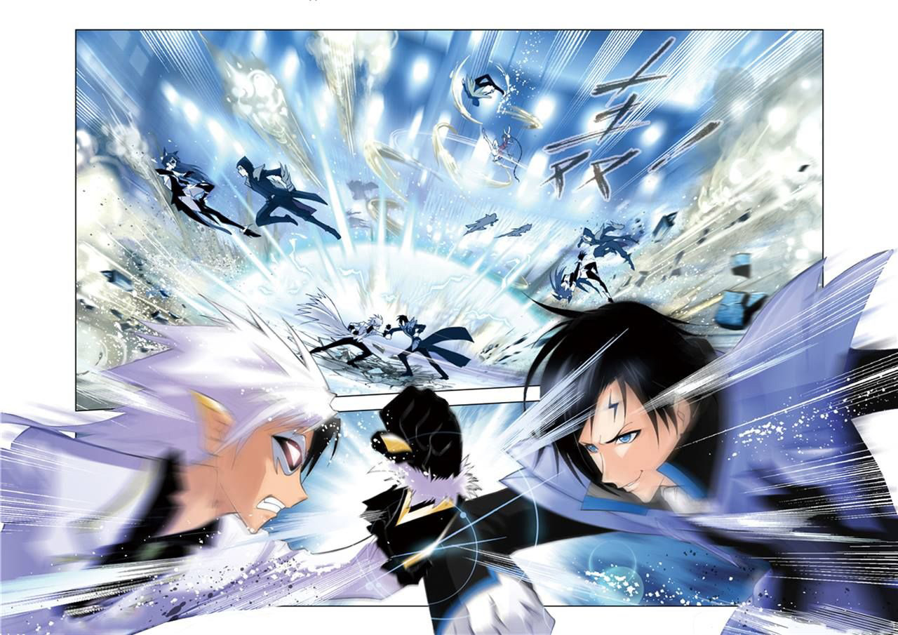 Baca Komik Manga Soul Land Chapter 51 Komik Station