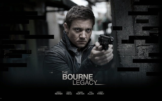 The Bourne Legacy: Jeremy Renner and Rachel Weisz | A Constantly Racing Mind