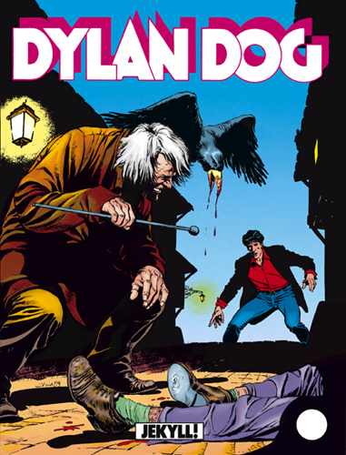 Dylan Dog (1986) 33 Page 1