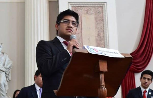 """""""No merecen vivir quienes pidan la renuncia de Peña Nieto"""" dice líder priista nacional."""