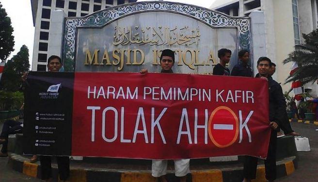 Opini dari Ibu 4 Anak yang Cinta Indonesia : Ahok Pasti Kalah!