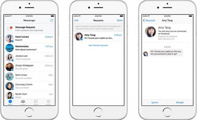 Facebook - major change for Messenger