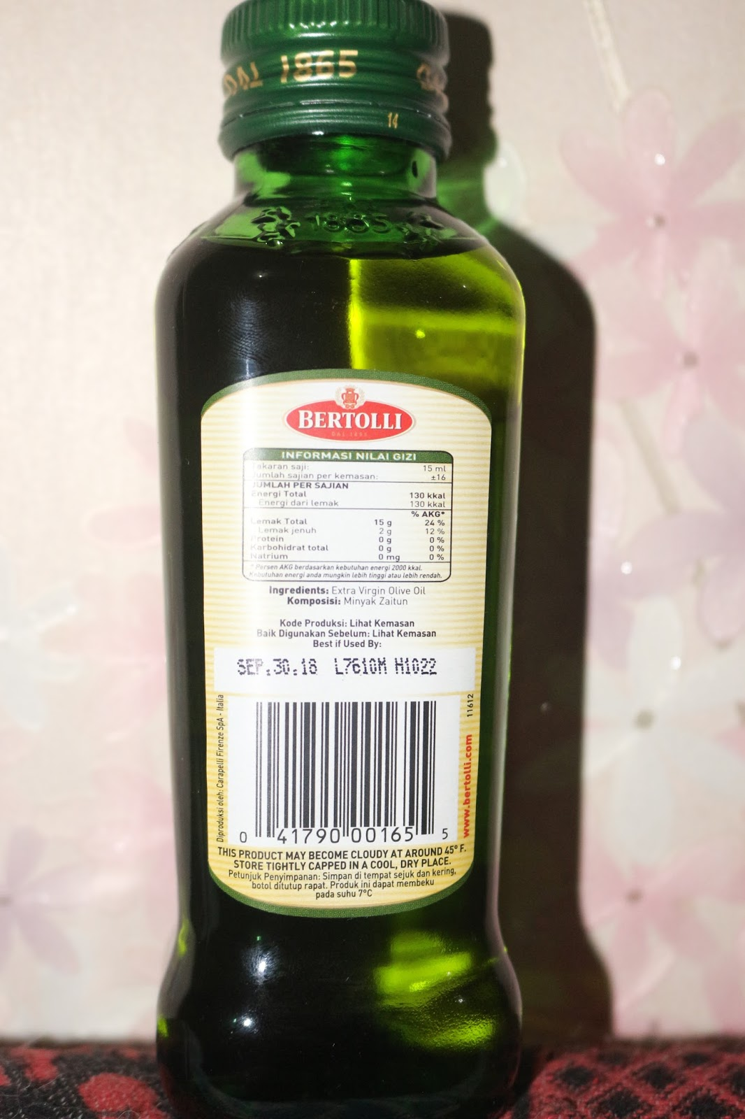 Review Minyak Zaitun Bertolli Untuk Wajah Extra Virgin Olive Oil Borges 250 Ml Merk Ini Saya Beli Dengan Harga Rp49 Ribu Di Carefour Kamu Juga Bisa Cari Supermarket Lainnya Seperti Giant Superindo Dll