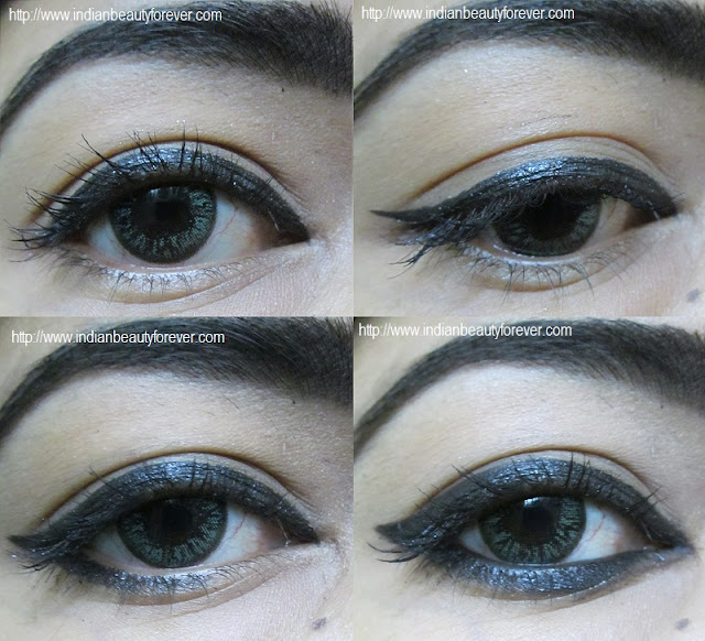 different types of eyeliner shapes