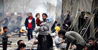 PBB Ungkap Lebih dari 279 Ribu Orang Terlantar Akibat Serangan oleh Militer Syiah Suriah