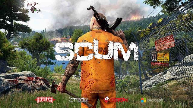 """""""Scum"""" Game hành động sống còn thế giới mở 2018"""