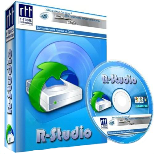 R-Studio Data Recovery 6.3 + Patch Network Edition