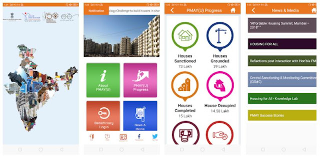 Download PM AWAS Yojana PMAY(U) Mobile App