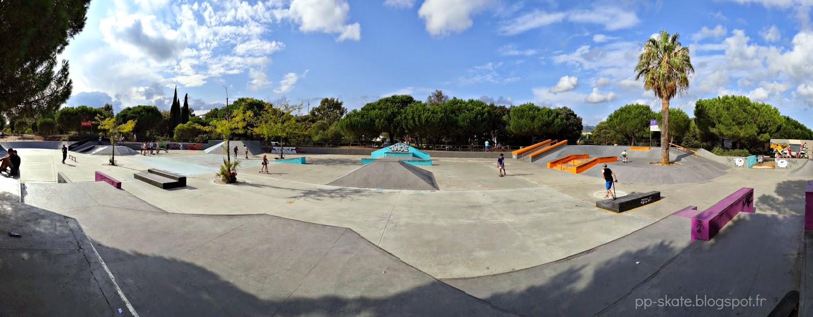 Streetpark Hyères