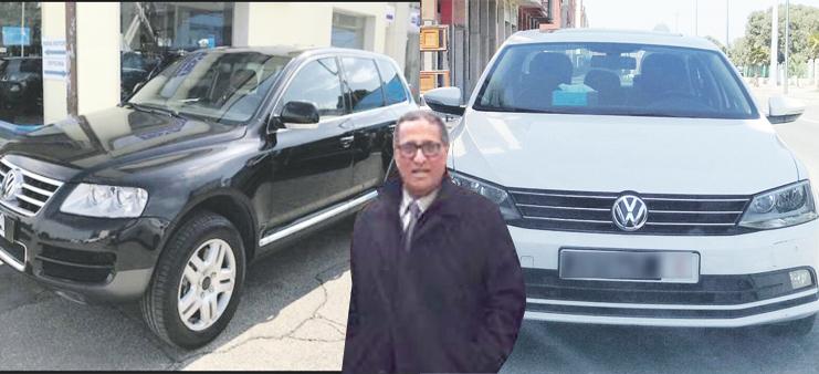 رئيس المجلس الإقليمي للصويرة يقتني سيارتين له ولكاتبته بـ80 مليونا