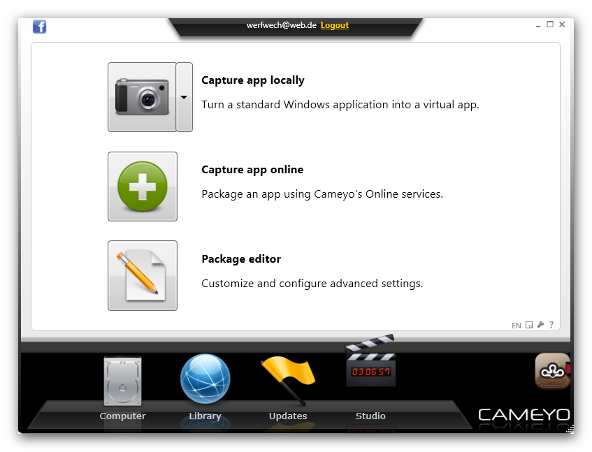 Portable App Erstellen