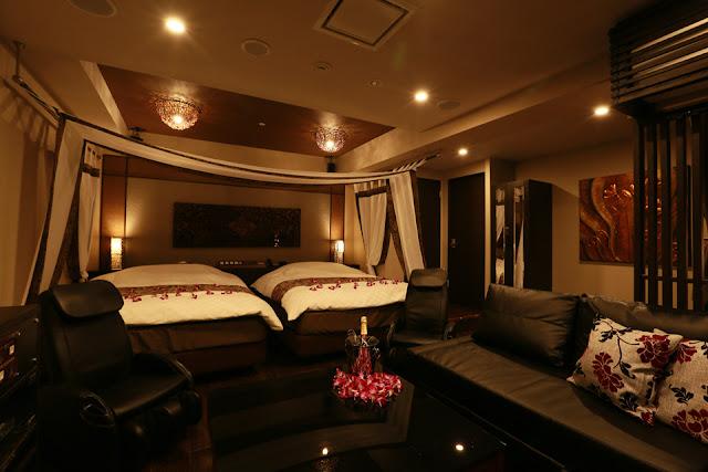 プラチナタイプの客室 2部屋