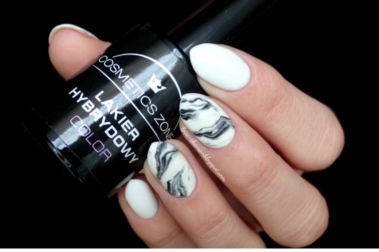 Sharm Effect Marble Nails