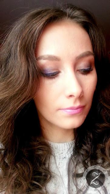 pomysł na codzienny makijaż