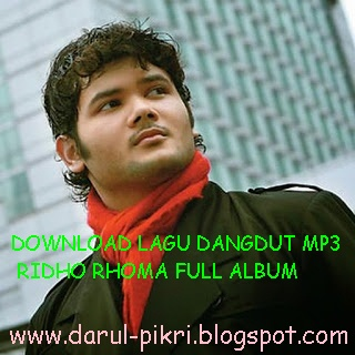 DOWNLOAD LAGU DANGDUT MP3 RIDHO RHOMA FULL ALBUM