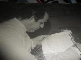 Alfredo Jorge Maxit, Poeta invitado, Ancile