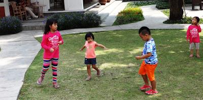 Children Playground Hotel Cirebon Metland