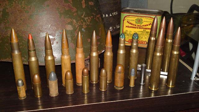 WWI WWII Ammo