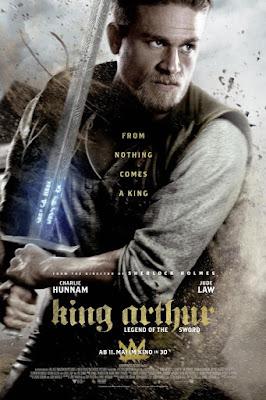 película, cine, Rey Arturo: La leyenda de Excalibur, King Arthur: Lengend of the sword, nos vamos al cine,