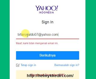 Cara Bobol Akun Facebook Email Yahoo1
