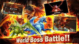 Download King's Raid Mod Apk+Data v2.13.4 Unlimited Money