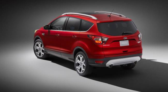 2021 Ford Escape Redesign and Release Date
