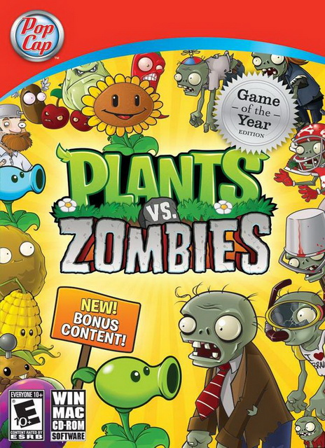 Plants VS Zombies GOTY Game Complete Full, Pantip Download