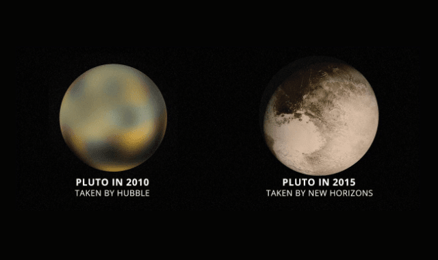 New Horizons: To Pluto And Beyond