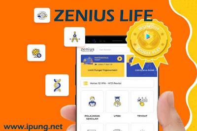 Aplikasi Zenius Life, Cara Belajar Efektif dari Rumah dengan HP