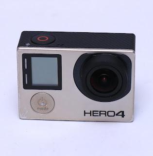 GoPro Hero 4 Black Edition | Free 16GB