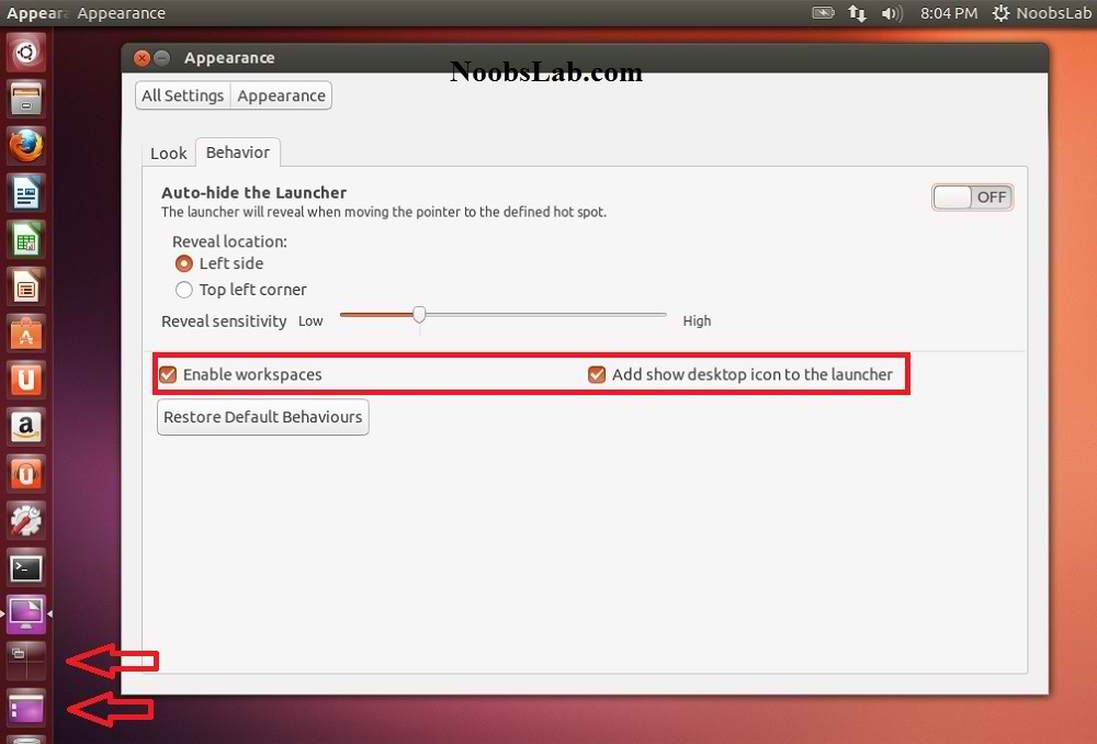 Ubuntu 13 04 Raring Ringtail Finally Released [Screenshot
