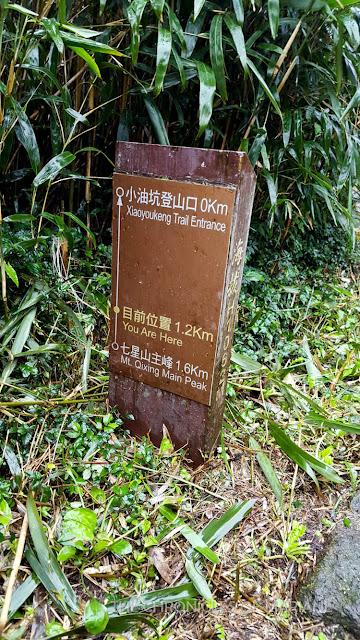 qixingshan marker