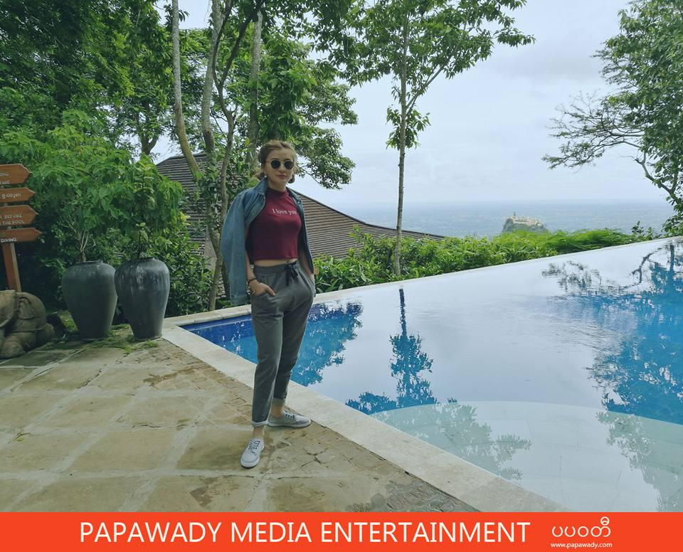 Wut Mhone Shwe Yi In Popa , Behind the Scenes and Snapshots