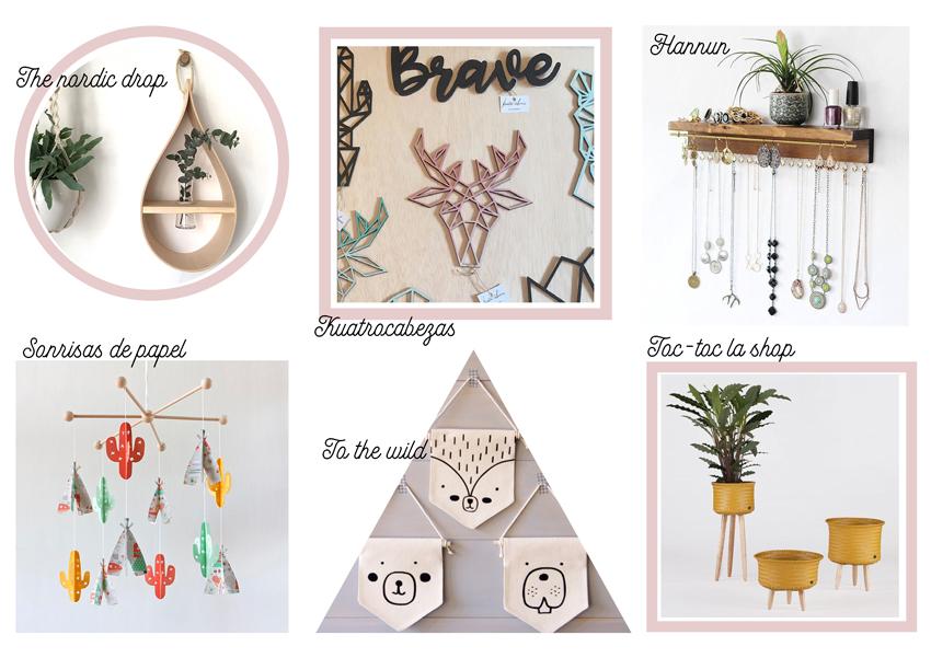 tiendas de regalos de decoración para navidad