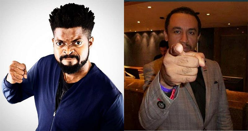 Freeze sacked by Cool FM over Basketmouth beef?