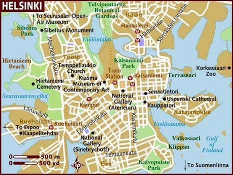 Suomen Kartta Alueellinen Kaupunki Helsingin Kartta Kaupungin