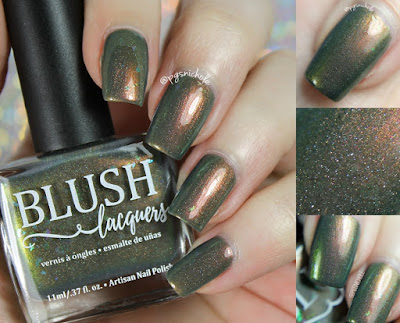 Blush Lacquers Snow Squall | A Color4Nails Exclusive Duo