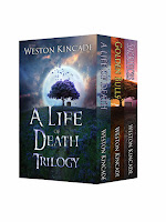 A Life of Death Trilogy on Amazon