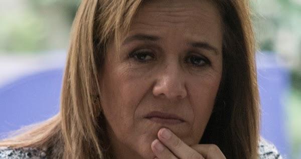 Margarita Zavala no puede recabar firmas; sólo lleva 35 mil