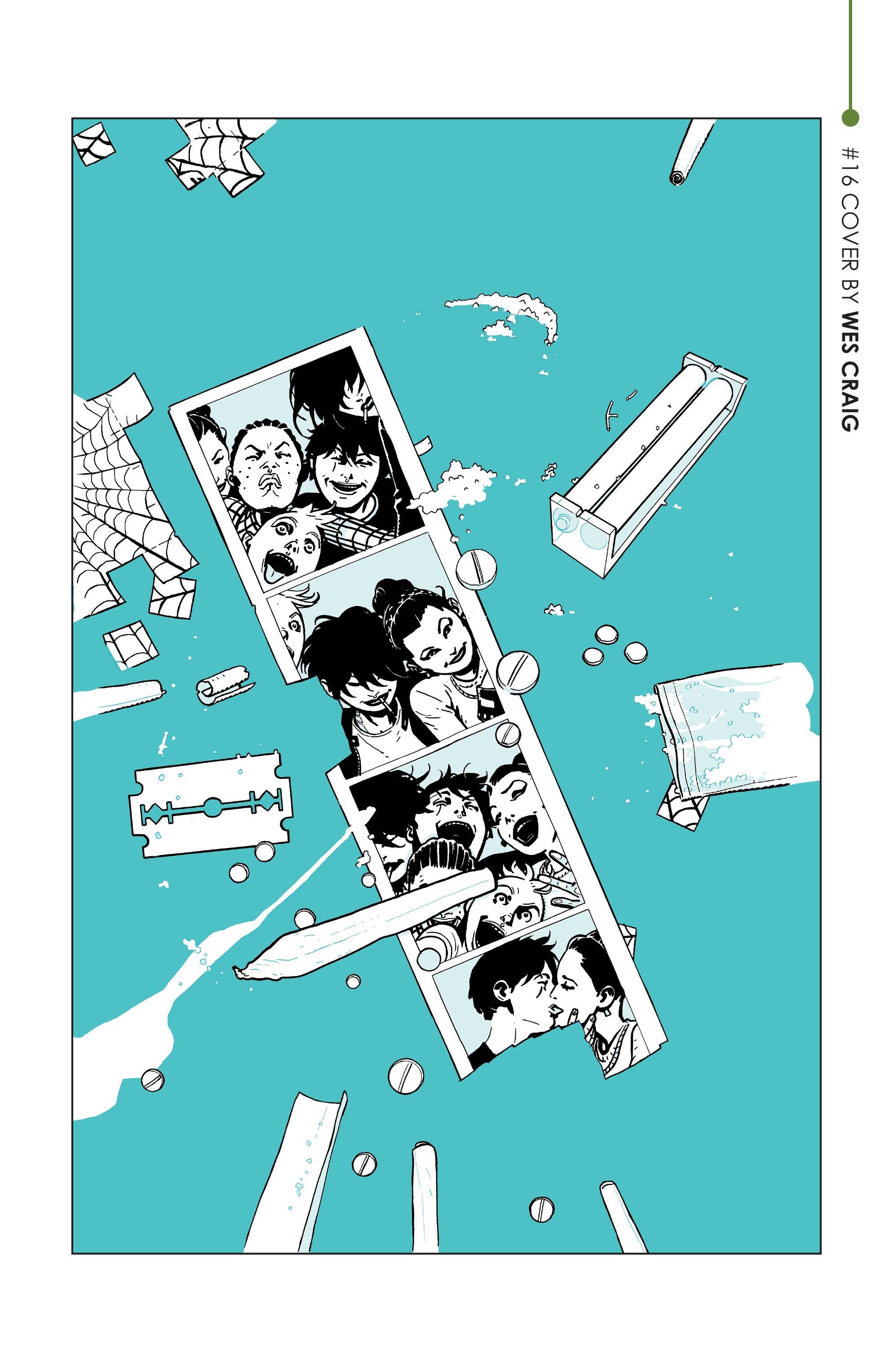 Read online Deadly Class comic -  Issue # _TPB 3 - 118